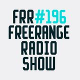 Freerange Radioshow 196 - September 2016 - One Hour Presented By Jimpster