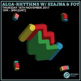 Alga-Rhythms 16th November 2017