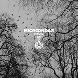Microondas Radio 121 / Nils Frahm, James Blake, Robert Hood, Charlotte de Witte, Anna, DJ Koze, Fear
