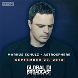 Global DJ Broadcast - Sep 20 2018