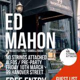 Ed Mahon Alfos/NSA Warm-up March 17