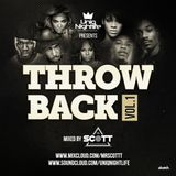 Throwback Vol 1 Mixed By Mr Scott