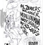 Promo mix - Atom Funk Present Al Zanders & Medallion Man