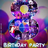 K2 Club 8. Birthday Mix (mixed by DJ Jana B.)