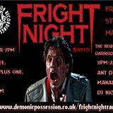 Fright Night Radio 5th May Niche