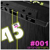 #001 45min mix - Alvaro Smart