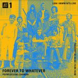 Forever to Whatever - 2nd October 2018