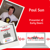 EarlyDoors 25 Feb 2019 Part 1 - With Paul Sun