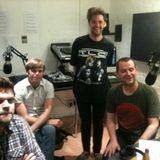 24/07/12: The Moshi Moshi show with artist Pete Fowler