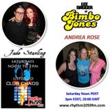 Club Chaos Replay March 2014, Saturday 12-2pm Rhythm 105.9 FM Yuba City-Sacramento CA