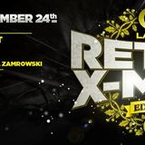 LAGOA - 24/12/2014 -  Retro X-Mas with DJ HS and BountyHunter - 5 to 8am