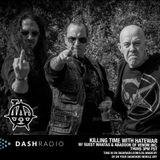 1/28/16 - Killing Time With Hatewar on Los Anarchy Radio - Interview w/ Venom Inc.