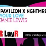 Flux Pavilion & Nightmare f. Jamie Lewis- Feel your love (FlavR LayR Dirty Dubstep Mix)