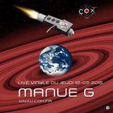 #cox #ManueG #live #vinyle #12032015