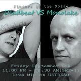 Fingers in the Noise - Deadbeat vs Monolake (Live video DJ Mix on Ustream)
