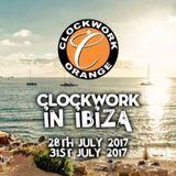 Seb Fontaine - Clockwork Orange Beach Mix - August 2017
