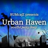 RUMcajZ presents Gav Mckinnon -‎ Urban Haven #74 (Groove Lady)