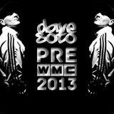 Dave Soto Pre WMC 2013 Miami