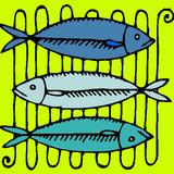 Croatian grilled fish | Delikious Dj-Set
