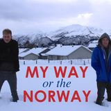 Podcast - My Way or the Norway 19/04/2016