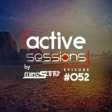 Active Sessions Live #052 By Mike Sang