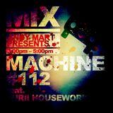 Andy Mart - Mix Machine@DI.FM 112