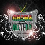 NAIJA vrs GHANA (p square) ( winner ghana vrs naija ft hogan)castro ft asamoah gyan african girls