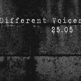 25.05.2016 Different Voices. Bullitt Club Munich