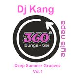 Dj Kang - Deep Summer Grooves Vol.1 (360 Lounge Bar)
