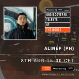 Alinep in Golden Gate Berlin July 8, 2017 Pioneer DJ Radio: Undiscovered Talents of the World