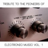 Tribute To The Pioneers Of Electronic Music Vol. 1 - mixed by Nagyember