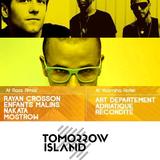 Tomorrow Island 2014 Live mix By Nakata
