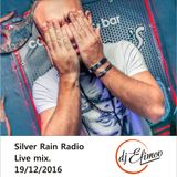 Dj Efimov / Silver Rain Radio / Live mix 19.12.2016