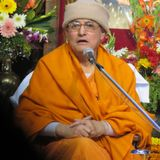 Speech by Swami Annapurnanandaji Maharaj on 'How to channelize our emotions'.
