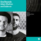 Adam Shelton & Subb-an Recorded Live at fabric 31/12/2013