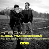 Xabi Only - Global Trance Sessions 006 (inc. Ernesto vs Bastian Guestmix) [14-11-2011]