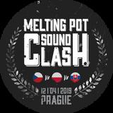 Melting Pot Soundclash 2019 - Ghetto Youths [SVK] vs Peeni Walli [CZ] vs Sensithief [PL]