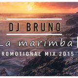 DJ Bruno - La Marimba (Promotional Mix 2015 )