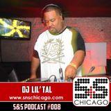 S&S Podcast 008 - DJ LIL' TAL