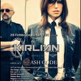SOLARIS RADIO_FULL CONCERT Kirlian Camera LIVE IN CESENA 26th 2016