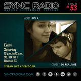 Sync Radio Ep 53