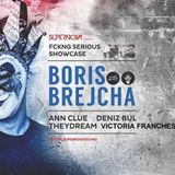 Victoria Franches - Supernova FCKNG SERIOUS SHOWCASE with Boris Brejcha 17.09.09.