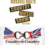 Russell Hill's Country Music Show on Express FM feat. Country2Country. 19/03/17