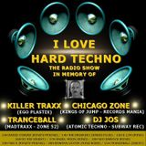 CHICAGO ZONE 100% Vinyl Set for RIND RADIO - I LOVE HARD TECHNO (26-08-2017)