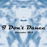 IDD (I Don't Dance) Tech House Mixtape — November 2014