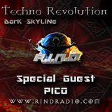 Pico on Rind Radio // Luxemburg (30.01.2015)
