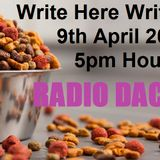 Write here, Write NOW! LIVE readings with Jane Howard and the team on Radio Dacorum Hour One