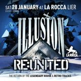 "DJ Wout Radioshow week 04/2017 ""Illusion Re:united"""