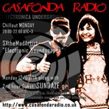 SXtheMadArtist [Electronic Soundscapes] with Sundaze [Om-Tree] on Casafonda Radio