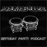 Drumrepublic - Birthday party